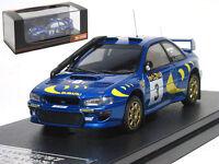 HPI 8576 Subaru Impreza WRC Winner Safari Rally 1997 - Colin McRae 1/43 Scale