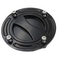 GSXR GSX-R 600 750 1000 GSX1300R HAYABUSA GEN2 BLACK FUEL GAS CAP GCJ-302-STD-A3