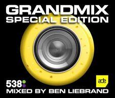 BEN LIEBRAND - GRANDMIX SPECIAL EDITION ADE 2018 3 CD'S 109 TRACKS MIXED BY BEN