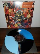 Dance Gavin Dance - Afterburner - Tricolor /300 Cyan Black Baby Blue Vinyl