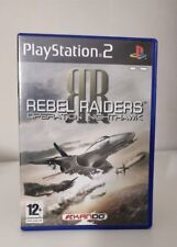 REBEL RAIDERS Operation Nighthawk PS2  Play 2 ITALIANO COME NUOVO.. ace combat