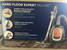 Bissell Hard Floor Expert Deluxe. Canister bagless vacuum.  New.