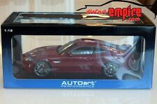 Autoart 1/18 - Jaguar Xkr-S (Italian Racing Red) 73642