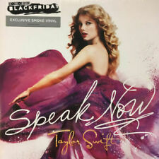 Taylor Swift ‎– Speak Now 2LP BLACK FRIDAY 2018 Numbered coloured Vinyl NEW!