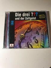 Die drei ??? Fragezeichen und der Zeitgeist (Sechs Kurzgeschichten) 2 CDs