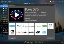 NEW Latest ✔️ CYBERLINK POWERDVD ULTRA 20 ✔️ LICENSE ✔️ DIGITAL DOWNLOAD ✔️ 5 PC