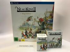 NI NO KUNI 2 KING'S COLLECTOR EDITION PS4 + GADGET BONUS PRE ORDER - NUOVA NEW