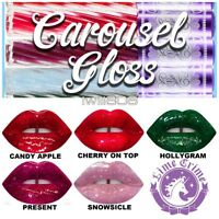 BNIB Lime Crime Carousel Gloss Lip Gloss FULL SZ! AUTHENTIC & RARE ✰Choose Color