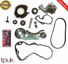 FORD SMAX CMAX FOCUS CONNECT 1.8 WET BELT TO CHAIN CONVERSION KIT + WATER PUMP