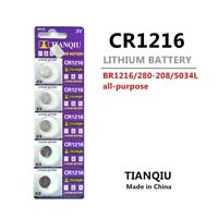 CR1216 Battery (5034LC/280-208) 3v Lithium Button Cell in Melb Stock