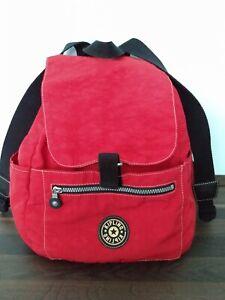 Kipling backpack - red