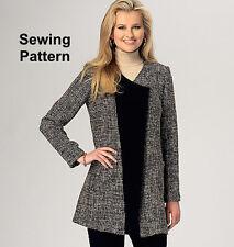 Kwik Sew K4140 PATTERN Misses Jackets - BN Sizes XS- XL