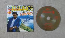 "CD AUDIO MUSIQUE / MORRIS ALBERT ""FEELINGS"" 2T 1992 CD SINGLE PROMO POP, ROCK"