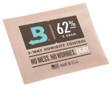 Boveda RH 62 8 gram Humidity 2 Way Control Humidor, (10 Humidipacks)
