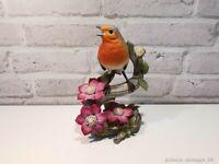 Franklin Porcelain - European Robin - 1982 - 16,5cm #37980#