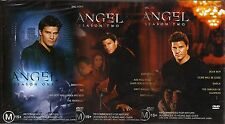 Angel - S1/S2 Mixed Lot - 3 DVDs . New In Shrink. R4!