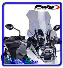 BMW R 1200 GS ADVENTURE 2014 > PUIG SCREEN SMOKE TOURING WINDSCREEN