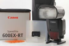 【MINT】 Canon Speedlite 600EX-RT Shoe Mount Flash With Casefrom Japan #242