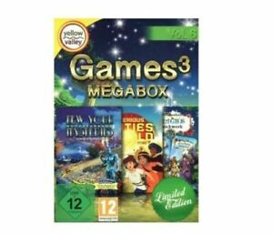Games3 MegaBox Vol.6 (PC) Limited YellowValley-Edition