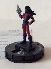HeroClix Galactic Guardians #008  NEBULA  MARVEL