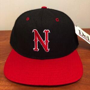 UNLV Rebels Hat Baseball Cap Fitted 7 5/8 Vintage 90s College NCAA Las Vegas NWT