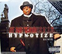 Notorious B.I.G. Hypnotize (1997; 2 tracks, cardsleeve) [Maxi-CD]