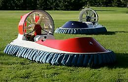 Hovercraft Activity Package