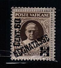 FRANCOBOLLI - 1931 VATICANO SEGNATASSE C.60 SU L.2 MNH Z/8371