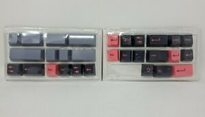 GMK 8008 R1 Obscure Kit Doubleshot Keycap Keyset SEALED