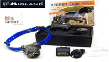 beeper one pro Midland  Collare aggiuntivo  canicom