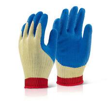 KEVLAR Alto Taglio Resistente Lavorato A Maglia IN LATTICE RIVESTITI Palm Guanti 10 / XL