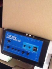 Guitar Monitor BOSS TM-7 g Amp Simulator