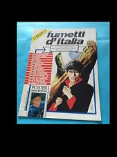 FUMETTI D'ITALIA nr. 1 del 1992 (con POSTER di MISTER NO)