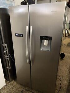 HiSense 610 Litre Side by Side Fridge Freezer (6mth warranty)