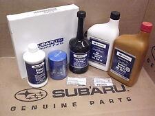 Genuine OEM Subaru Forester & Impreza Maintenance Kit 2012-2016