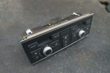 Front Heat AC Climate Control Switch 4L0820043AP OEM Audi Q7 2013-15