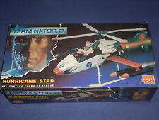 VINTAGE RARE TERMINATOR 2 JUDGMENT DAY KENNER HURRICANE STAR HELICOPTER NIB