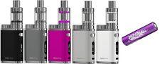 Eleaf iStick Pico 75 Watt Full Kit Black mit Efast Baterie 38A und Melo3 Mini