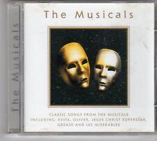 (ES753) The Musicals, 20 tracks - 1999 M&S CD