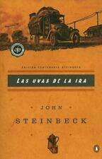 Las uvas de la ira: Spanish language edition of The Grapes of Wrath Spanish E