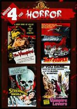 MOVIES 4 YOU: HORROR NEW DVD