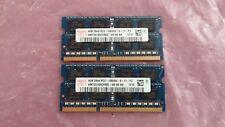 HYNIX 8GB (2 x 4GB) 204-Pin SO-DIMM DDR3 1333MHz  PC3-10600 Laptop Ram Memory
