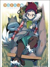 Yurucamp I EN-780 Card Game Character Sleeves Collection Anime Girl Art