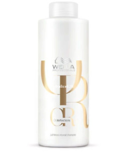 Wella Professionals Oil Reflections Shampoo 1000ml SUPERSIZE All Hair Types