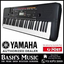 YAMAHA PSRE263 61 Key PIANO KEYBOARD BRAND NEW 2017 - REPLACES PSRE253