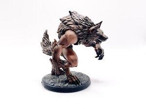 Werewolf figure mythical creature