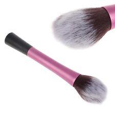 Professional Tapered Makeup Cosmetic Blending Powder Contour Blush Brush Pink