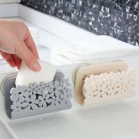 Dish Cloth Rack Suction Sponge Holder Clip Rag Storage Rack Kitchen supplies G0