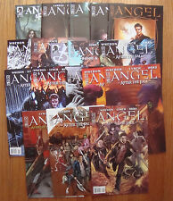 Angel After the Fall IDW 4-8 10 13 15 17 23 Annual 1 18 19 20 24 + more 15 issue