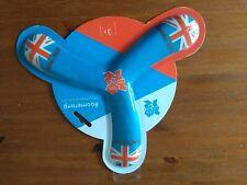 London 2012 Official Boomerang Age 3+, Freepost